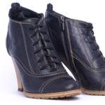 Ladies-leather-soles